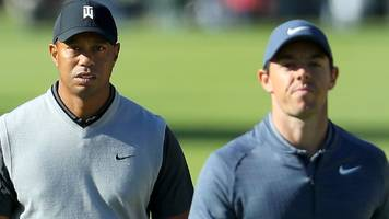 slow starts for woods and mcilroy in california