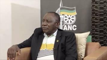 cyril ramaphosa confirmed as south africa's new president
