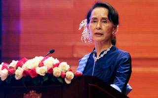 city of london's council muddled over honour for aung san suu kyi