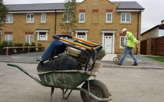 sadiq khan ramps up affordable housing starts in race to meet yearly target