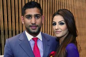 faryal makhdoom hints she spent valentines day alone after amir khan's 'flirty texts' to model