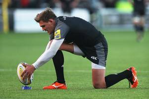 team news: six changes to newcastle falcons as toby flood returns against bath rugby