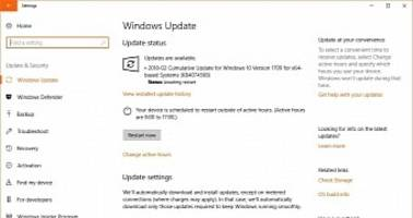 Interrupted Windows Updates? Not Anymore, Thanks to New Windows 10 Feature