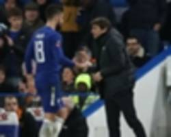 Conte sees Chelsea selection headache ahead of Barcelona clash