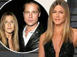 jennifer aniston hasn't talked to brad pitt in 'ages'