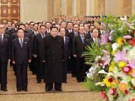 kim jong-un marks birthday of father with 'high tribute'