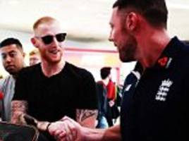 ben stokes' very subdued return to the england squad