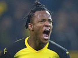 michy batshuayi reveals frustration at chelsea role
