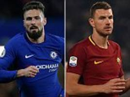 roma chief confirms the club wanted olivier giroud