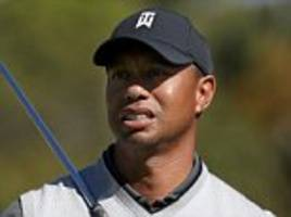 Tiger Woods given hope of dual Ryder Cup role by Jim Furyk