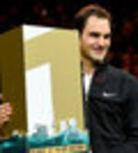 roger federer awarded unique prize after replacing rafael nadal as world no 1