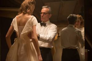 phantom thread's oscar-nominated costume designer on how to tell stories with couture