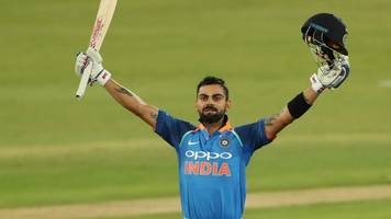 India beat South Africa by 8 wickets in 6th and final ODI match