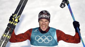 winter olympics: andrew musgrave 28th as dario cologna wins gold