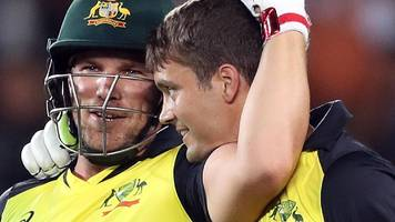 Australia beat New Zealand with record T20 chase