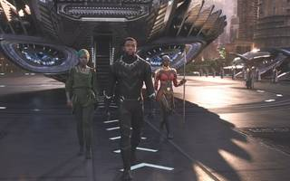 black panther movie review: the marvel universe just got bigger and better