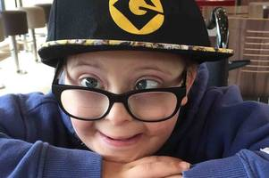 a 12-year-old boy with down's syndrome was left on a school bus