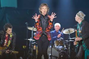 the rolling stones are looking at playing huge stadium show in cardiff this summer
