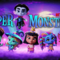 Hasbro Teams up with Netflix to Create Toys and Games for Original Preschool Series, Super Monsters