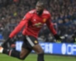 Huddersfield Town 0 Manchester United 2: Lukaku sends visitors through after VAR controversy