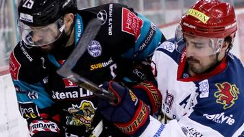 Elite League: Belfast Giants 2-4 Edinburgh Capitals