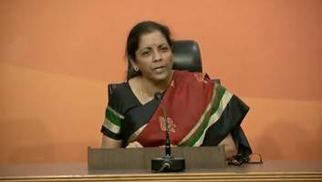 Eminent Congress leaders are involved in PNB scam: Nirmala Sitharaman