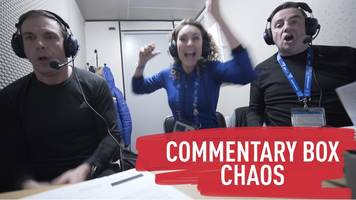 winter olympics: bbc commentators react to yarnold & deas medals