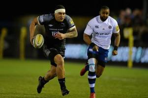 match report: bath rugby put in one of their worst displays of the season at newcastle falcons