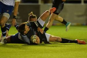 todd blackadder sums up bath rugby's display against newcastle falcons in one word