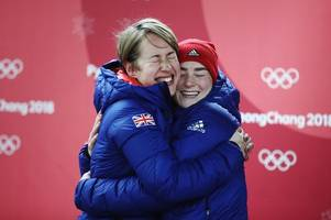 Wales' Laura Deas secures bronze medal in women's skeleton in Team GB first