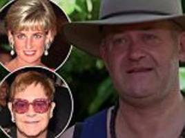 paul burrell 'still mixes' with princess diana's friends