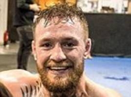 Conor McGregor tells Mayweather to 'enjoy retirement'