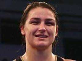 katie taylor to fight victoria bustos in new york