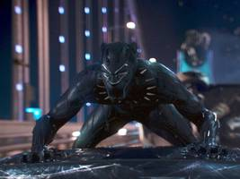 'black panther' shatters box office records, scores a huge $218 million presidents' day weekend (dis)