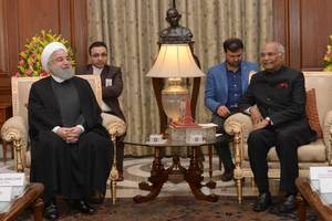 agreements with iran will open immense development opportunities: president