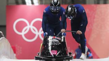 winter olympics: gb's hall & fearon seventh in bobsleigh