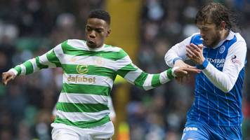 Celtic nine points clear after draw with St Johnstone