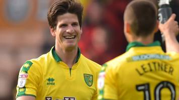 norwich snatch derby equaliser in dying seconds