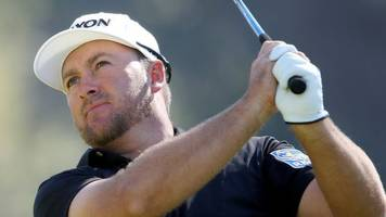 Northern Ireland's McDowell two off lead at Genesis Open