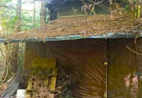 Forest Ranger Discovers Mysterious Cabin In The Woods That Disappeared After a Notice Was Left
