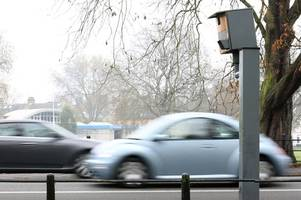 The locations of mobile speed cameras across Bristol, South Glos and North Somerset this week