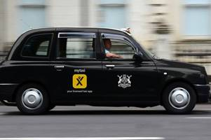 Nottingham to be first city outside London to get MyTaxi Uber-style app for hackney cabs (and they are changing colour, too)