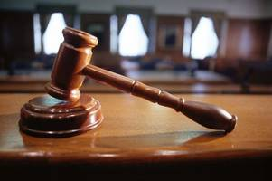 Court round-up - the latest cases from the region's courts