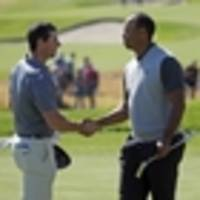 golf: rory mcilroy goes to tiger woods' defence