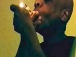 church of england vicar caught with crack pipe on video