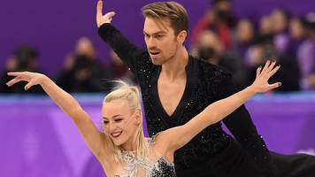 Winter Olympics 2018: GB's Penny Coomes & Nick Buckland qualify for free skate
