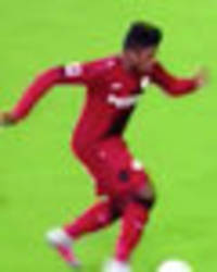bundesliga goal machine leon bailey 'in frame for england call-up' – watch him in action