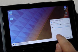 Hackers have turned the Nintendo Switch into a functional Linux tablet