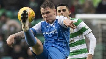 Celtic boss Rodgers questions desire of St Johnstone players - highlights & reaction