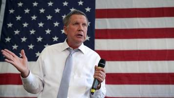 john kasich changed the second amendment page on his website